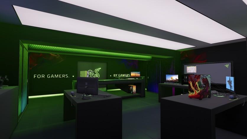 Screenshot 5 - PC Building Simulator - Razer Workshop