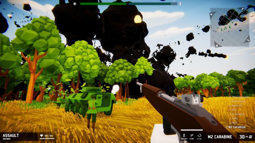 Screenshot 4 - Total Tank Simulator