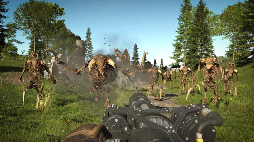 Screenshot 4 - Serious Sam 4 Deluxe Edition