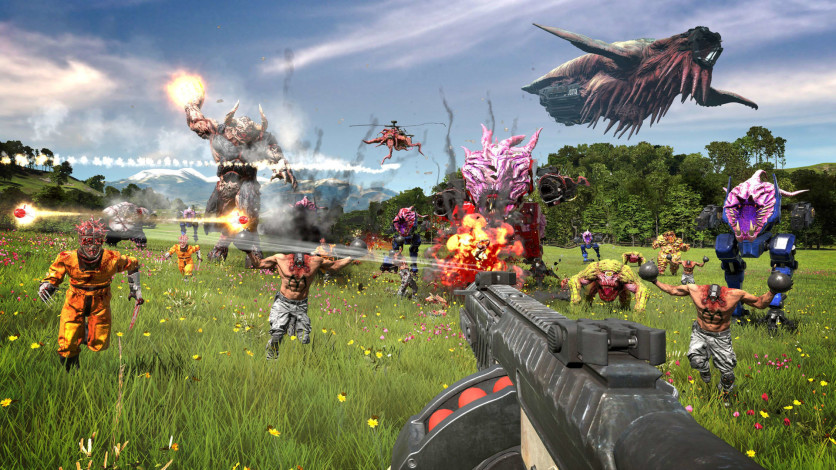 Screenshot 5 - Serious Sam 4 Deluxe Edition
