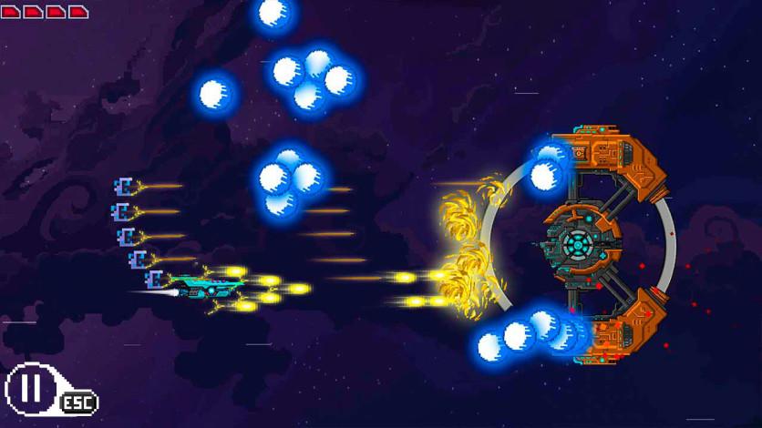 Screenshot 1 - Galaxy Warfighter