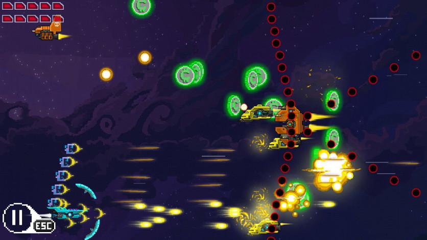 Screenshot 4 - Galaxy Warfighter