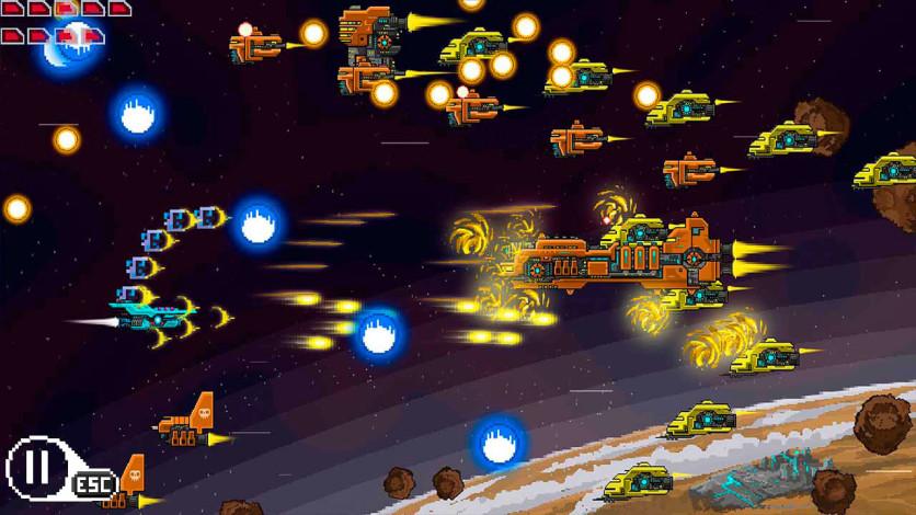 Screenshot 3 - Galaxy Warfighter