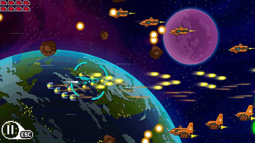 Screenshot 5 - Galaxy Warfighter