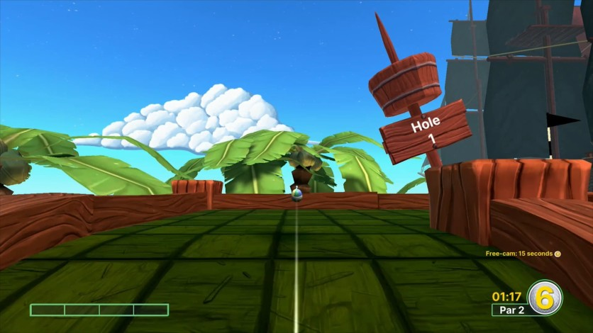 Screenshot 3 - Golf With Your Friends - Caddy Pack