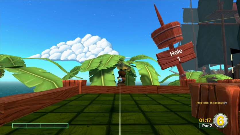 Screenshot 2 - Golf With Your Friends - Caddy Pack