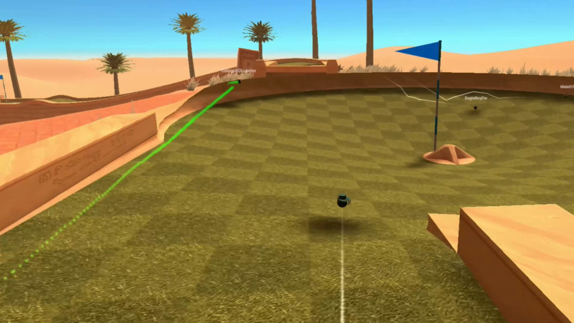 Screenshot 6 - Golf With Your Friends - Caddy Pack