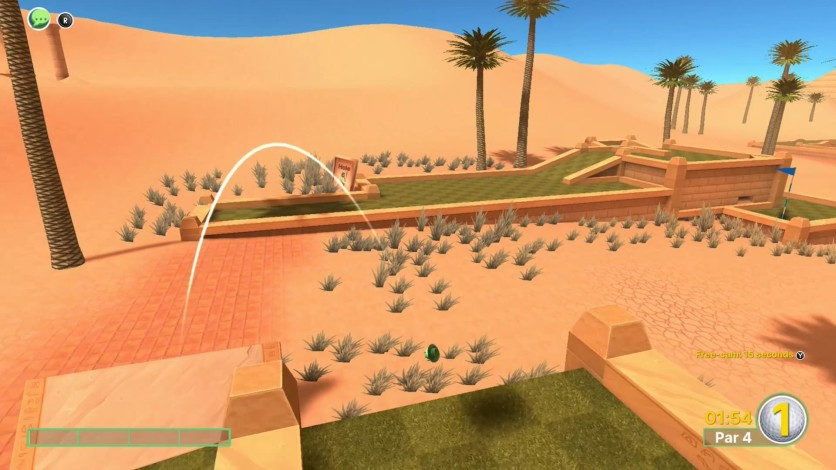 Screenshot 4 - Golf With Your Friends - Caddy Pack