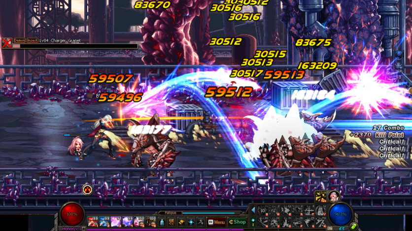 Screenshot 9 - Dungeon Fighter Online