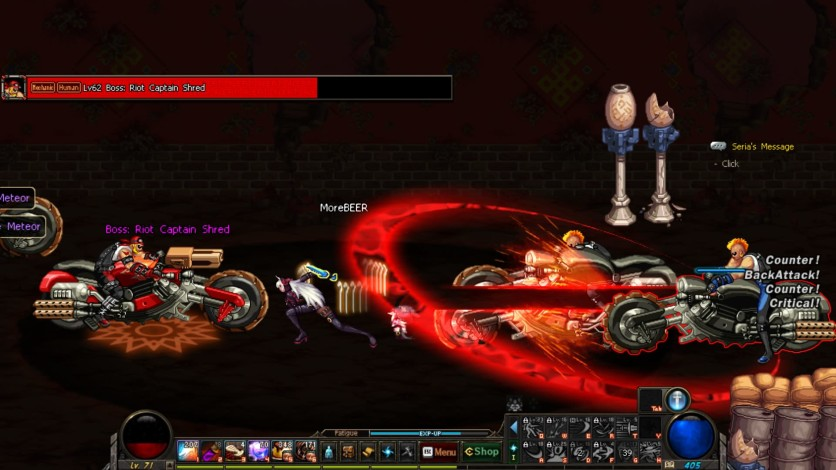 Screenshot 7 - Dungeon Fighter Online