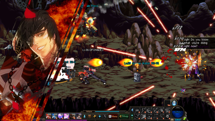 Screenshot 4 - Dungeon Fighter Online