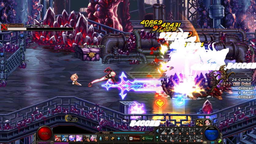 Screenshot 3 - Dungeon Fighter Online