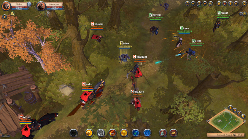Screenshot 9 - Albion Online