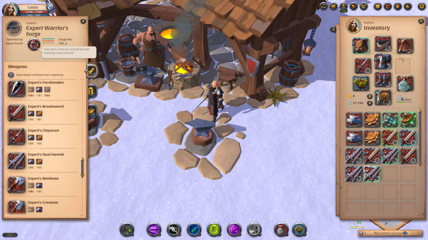 Screenshot 13 - Albion Online
