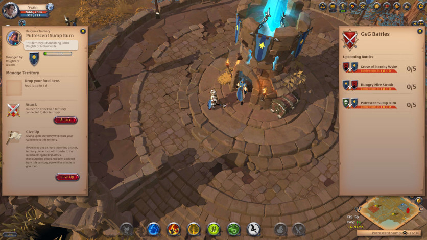 Screenshot 8 - Albion Online