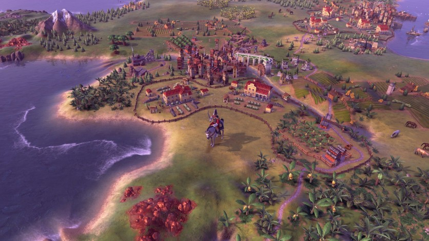 Screenshot 3 - Sid Meier's Civilization VI - Maya & Gran Colombia Pack