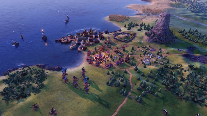 Screenshot 5 - Sid Meier's Civilization VI - Maya & Gran Colombia Pack