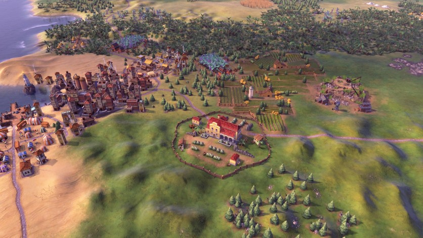 Screenshot 6 - Sid Meier's Civilization VI - Maya & Gran Colombia Pack