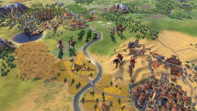 Screenshot 2 - Sid Meier's Civilization VI - Maya & Gran Colombia Pack