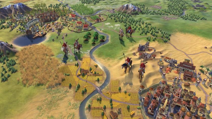 Screenshot 2 - Sid Meier's Civilization VI - Maya & Gran Colombia Pack