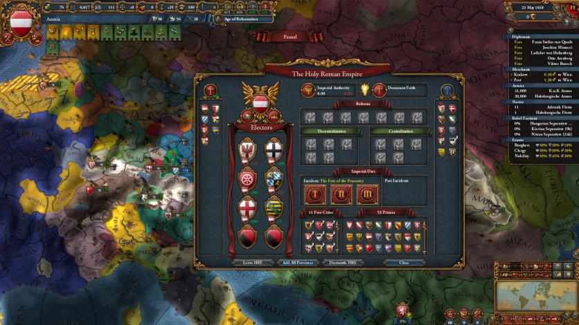 Screenshot 3 - Europa Universalis IV: Emperor
