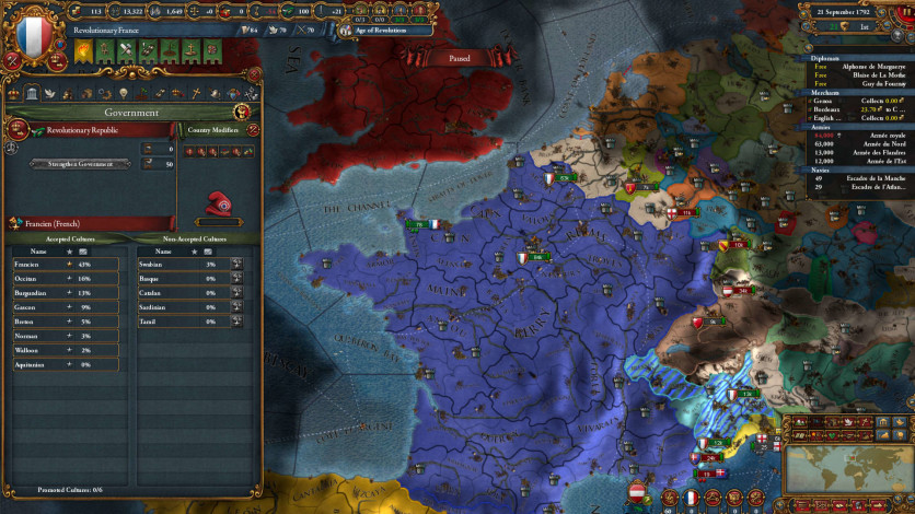 Screenshot 2 - Europa Universalis IV: Emperor