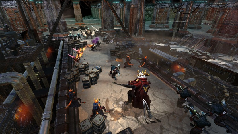 Screenshot 11 - Age of Wonders: Planetfall Invasions