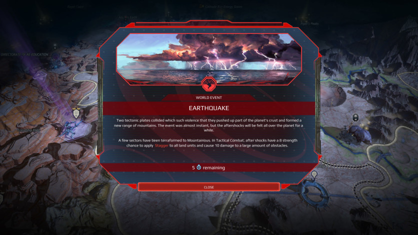 Screenshot 10 - Age of Wonders: Planetfall Invasions