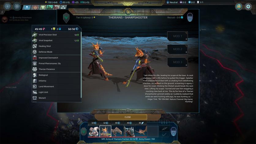 Screenshot 4 - Age of Wonders: Planetfall Invasions