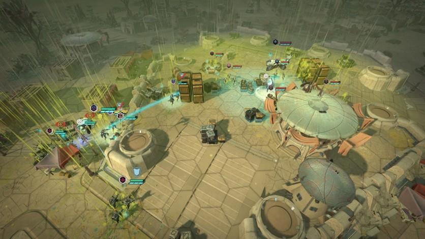 Screenshot 7 - Age of Wonders: Planetfall Invasions