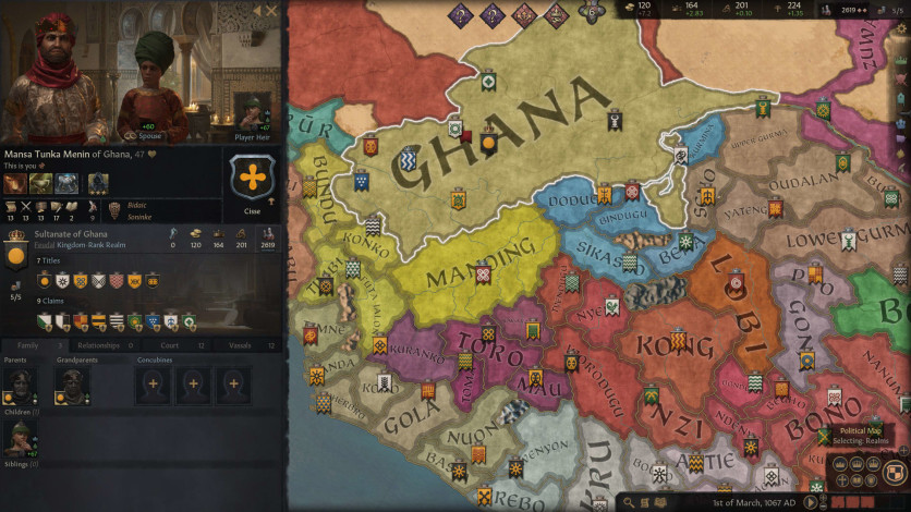 Screenshot 10 - Crusader Kings III Royal Edition