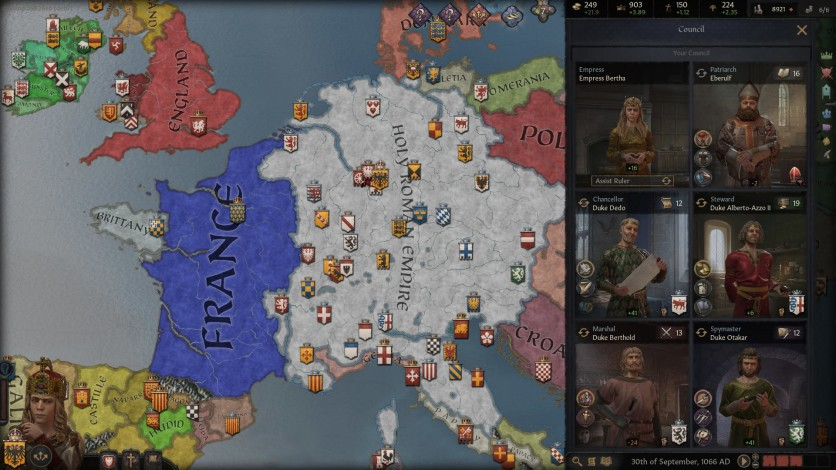 Screenshot 11 - Crusader Kings III Royal Edition