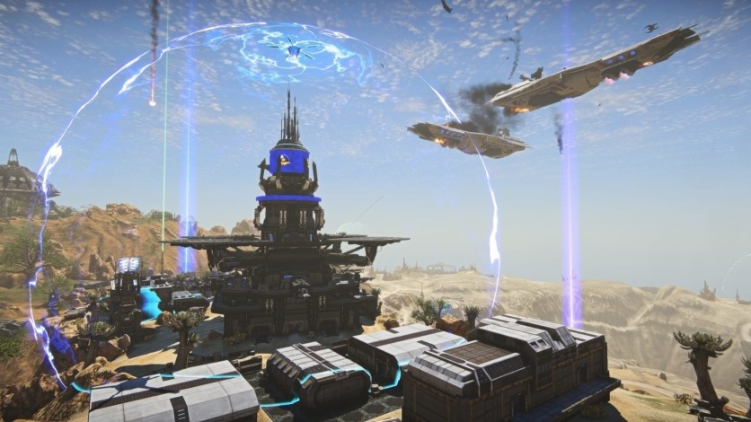Screenshot 3 - PlanetSide 2