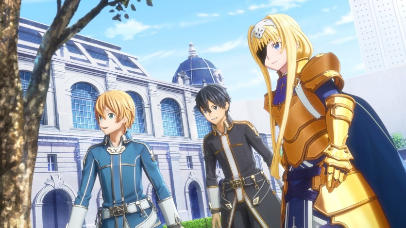 Screenshot 17 - SWORD ART ONLINE Alicization Lycoris - Deluxe Edition