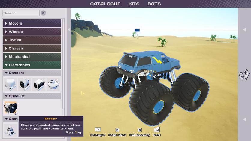 Screenshot 8 - Main Assembly