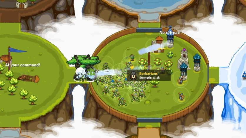 Screenshot 10 - Circle Empires Rivals: Forces of Nature