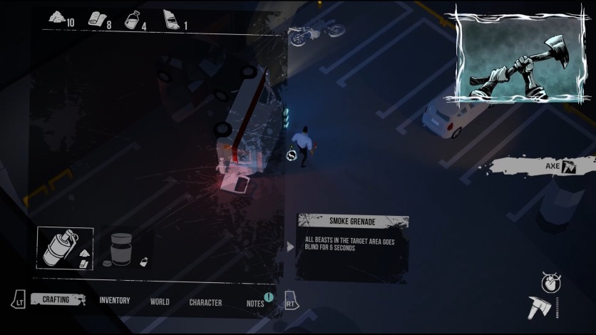 Screenshot 2 - SKYHILL: Black Mist