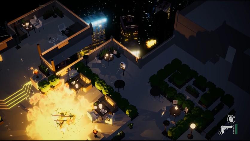 Screenshot 9 - SKYHILL: Black Mist