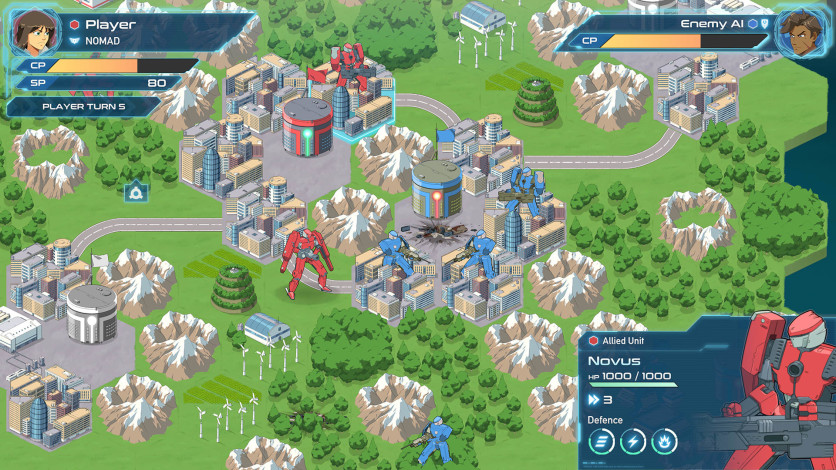 Screenshot 7 - Warborn