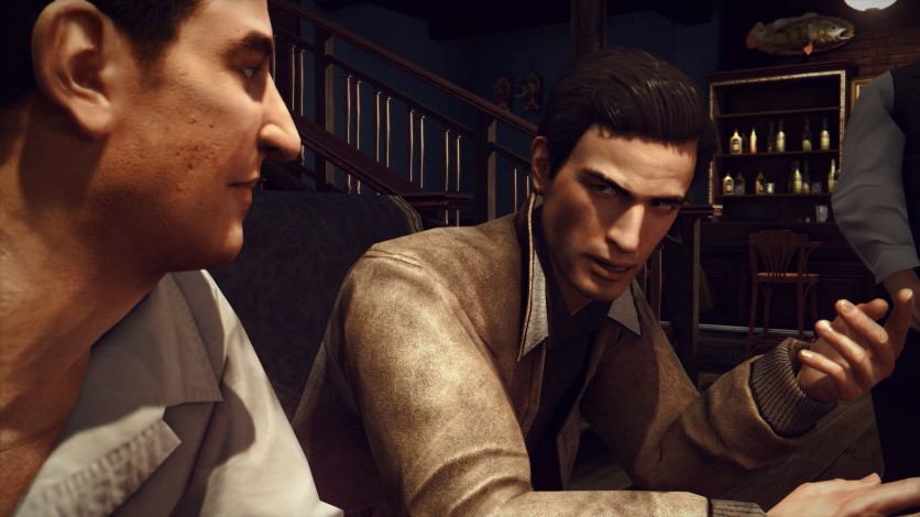Screenshot 3 - Mafia: Trilogy