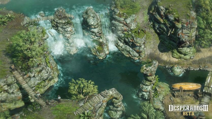 Screenshot 11 - Desperados III
