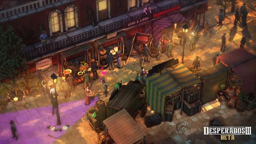 Screenshot 2 - Desperados III
