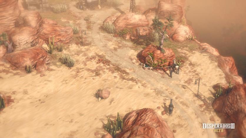 Screenshot 5 - Desperados III