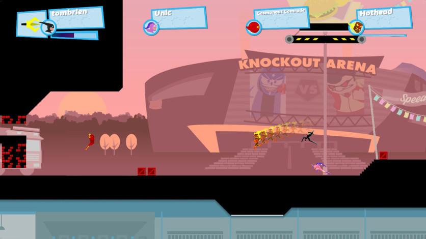 Screenshot 7 - SpeedRunners