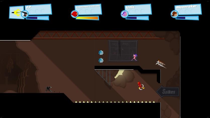 Screenshot 6 - SpeedRunners