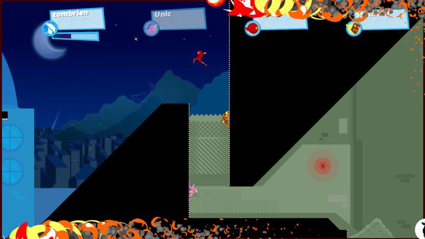 Screenshot 8 - SpeedRunners