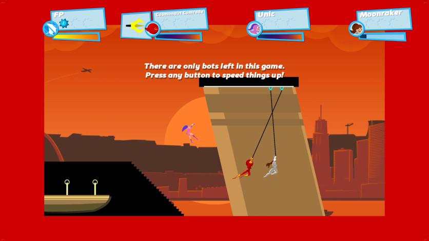 Screenshot 5 - SpeedRunners