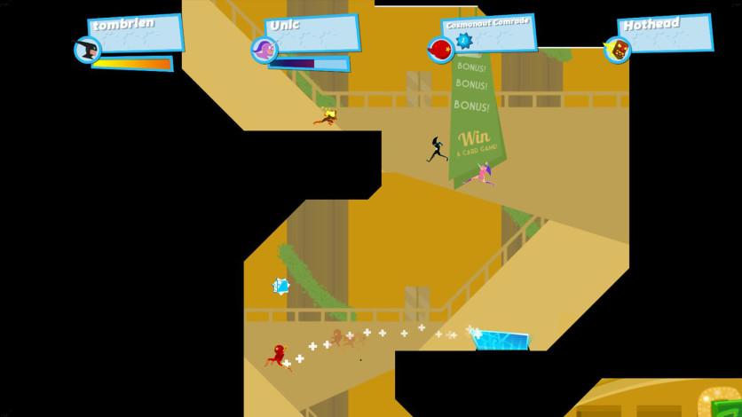 Screenshot 10 - SpeedRunners