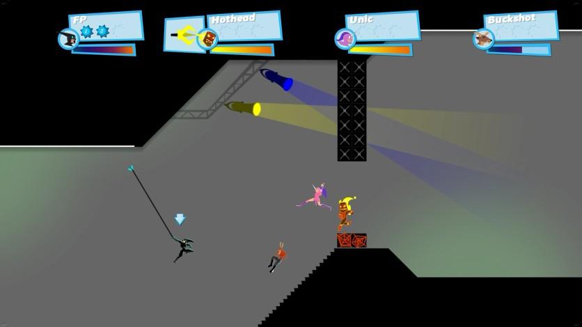 Screenshot 2 - SpeedRunners