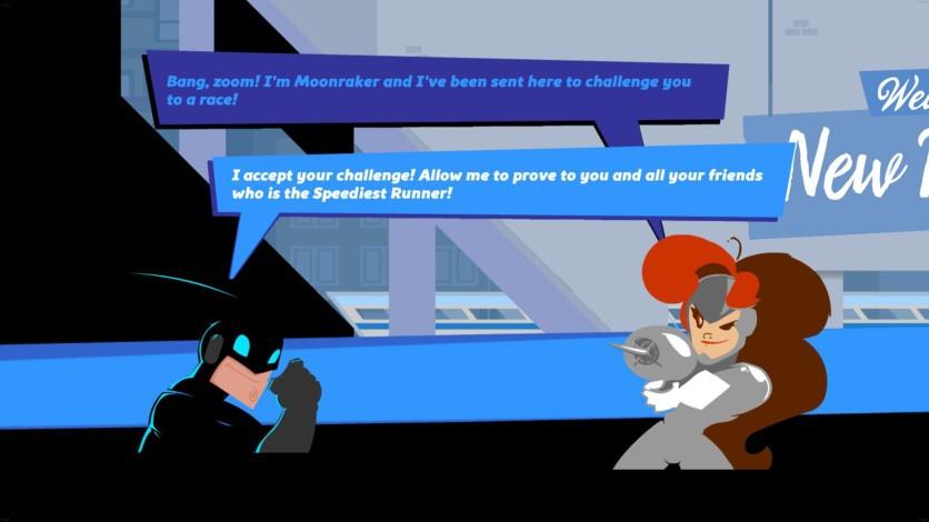 Screenshot 4 - SpeedRunners